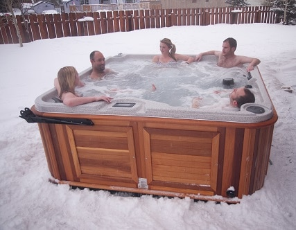 How to Winterize Your Hot Tub